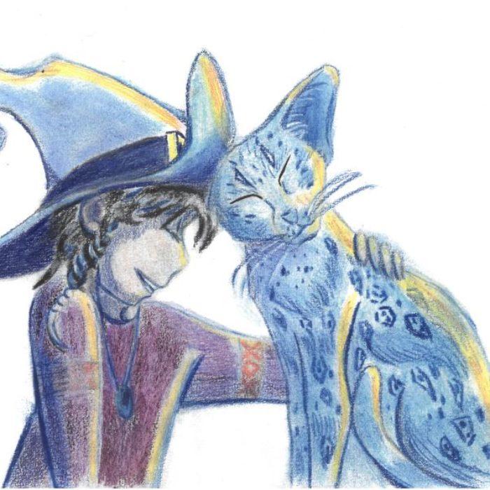 wizard's cat2